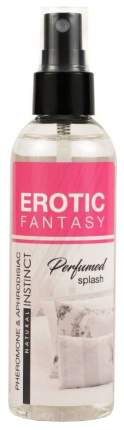 Женская парфюмированная вода Парфюм престиж Erotic Fantasy для тела и текстиля 100 мл