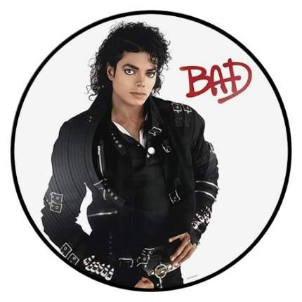 Виниловая пластинка Michael Jackson Bad (Picture Disc)(LP)