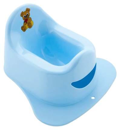 ПОЛИМЕРБЫТ Горшок детский туалетный с подножкой