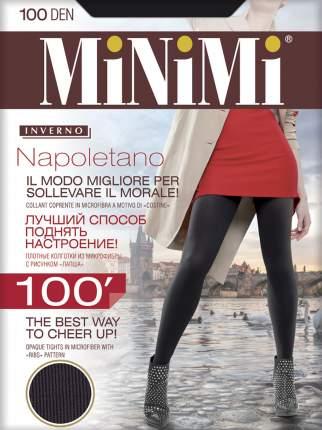 Колготки MiNiMi NAPOLETANO 100, nero, 5/XL