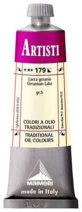 Масляная краска Maimeri Artisti граневый лак 40 мл