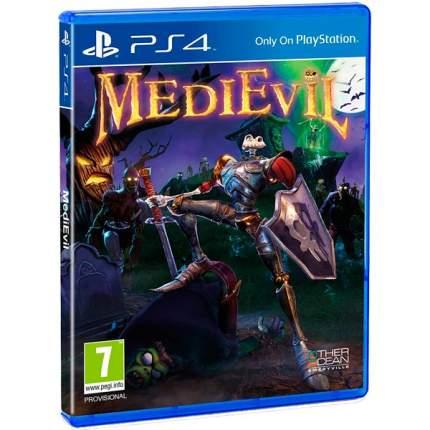 Игра для PlayStation 4 MediEvil
