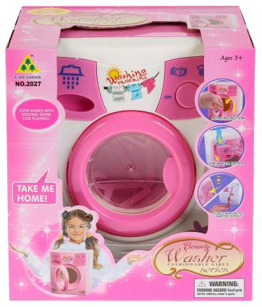 Стиральная машинка игрушечная Shantou Gepai Beauty Washer 2027