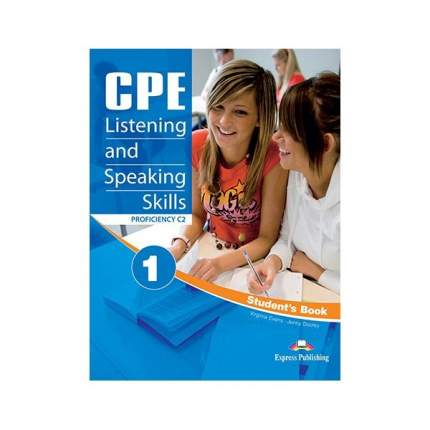 Cpe Listening & Speaking Skills 1, Proficiency C2, Student'S Book (Revised) (With Dig...