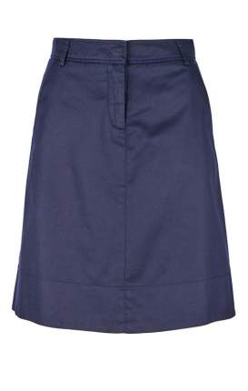 Юбка женская United Colors of Benetton синяя 40