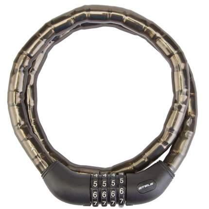 Трос-замок 81601 (1000мм) d 18mm, Черный