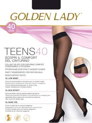 Колготки Golden Lady TEENS 40 VITA BASSA, nero, 3/M