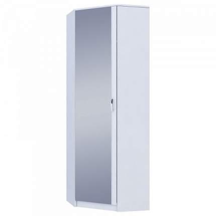 Платяной шкаф MFMaster MAS_MST-PDO-SHU-R-Z1BEL 70х70х200, белый