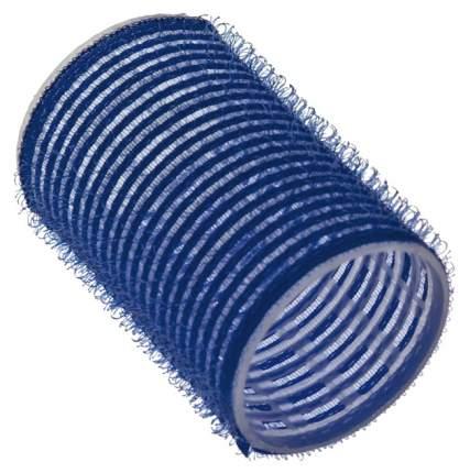 Бигуди Sibel На липучке 40 мм Синие 6 шт
