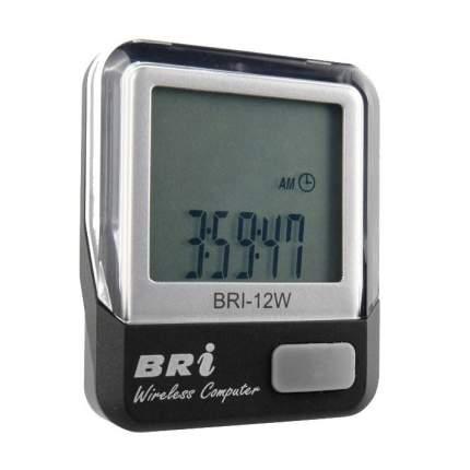 Велокомпьютер Stels BRI-12W silver