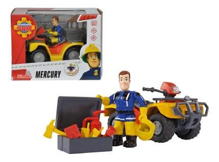 Квадроцикл Simba Меркурий Пожарный сэм