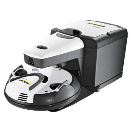 Робот-пылесос Karcher  RC 4000 Silver/Black