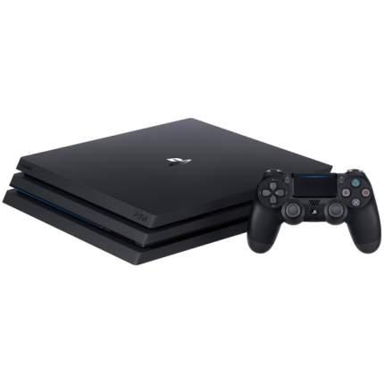 Игровая приставка Sony PlayStation 4 Pro 1TB (CUH-7008B) Черный