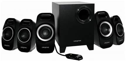 Колонки компьютерные 5.1 Creative Inspire T6300 (FGPN51MF4115AA000) Серебристый/Черный