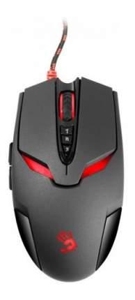 Проводная мышка A4Tech V4MA Metal Activated Black/Red
