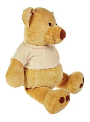 Мягкая игрушка Gulliver Медведь МИША в майке сидячий, 23 см