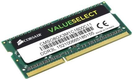 Оперативная память Corsair CMSO8GX3M1C1600C11