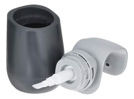 Диспенсер Joseph Joseph для жидкого мыла C-Pump серый