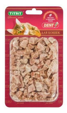 Лакомство для кошек TiTBiT Б2-M высушенные кусочки говяжьего легкого, 9г