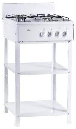 Газовая плита Flama AVG 1402 W White
