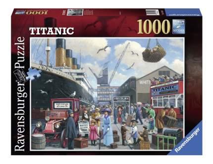 Пазл Ravensburger Титаник 1000 деталей