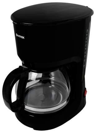 Кофеварка капельного типа VITEK VT-1528 Black