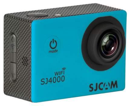 Экшн камера SJCAM SJ4000 Wi-Fi Blue