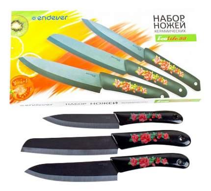 Набор ножей Endever 61011 3 шт