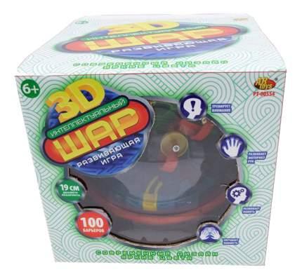 Головоломка ABtoys 3D интеллектуальный шар