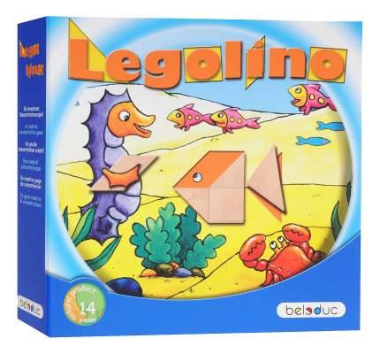 Семейная настольная игра Beleduc Леголино