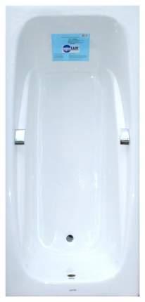 Чугунная ванна Aqualux Zya 180х85 без гидромассажа