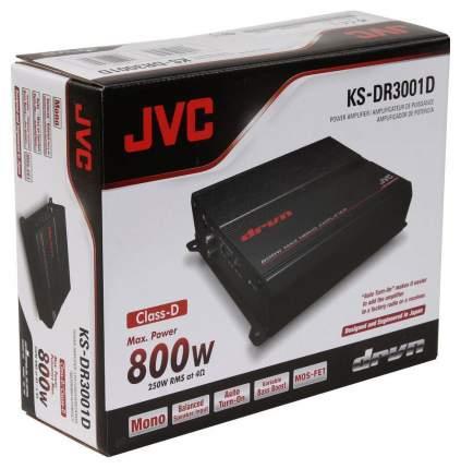 Усилитель 1-канальный JVC KS KS-DR3001D