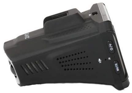 Видеорегистратор PHANTOM Радар детектор, GPS A7