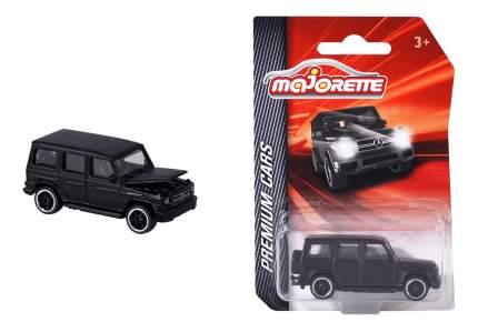 Машинка Majorette Mercedes G63 Black Premium 9052502