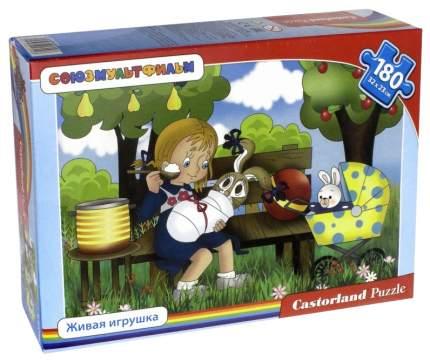Пазл Castorland Живая игрушка 180 элементов