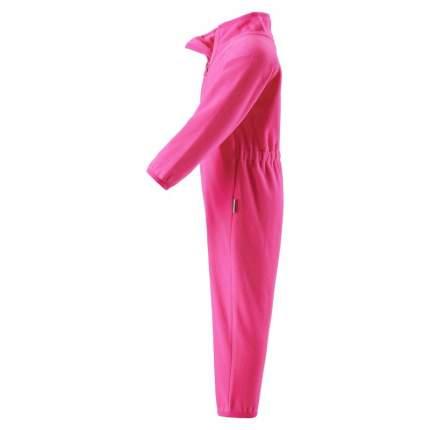 Флисовый Комбинезон Lassie by Reima для мальчиков и девочек 2 лет р.92 розовый