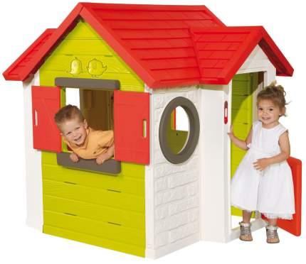 Игровой домик Smoby Со звонком 810402
