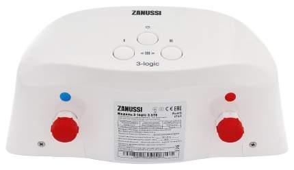 Водонагреватель проточный Zanussi 3-logic 3.5 S (душ) white