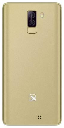 Смартфон teXet TM-5581 Gold