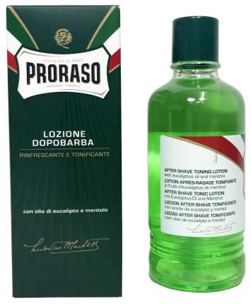 Лосьон после бритья Proraso Эвкалипт 400 мл