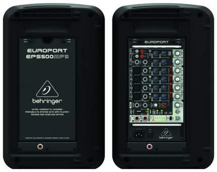 Активные колонки Behringer EPS500MP3 Black