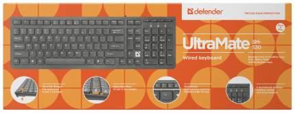 Клавиатура Defender UltraMate SM-530 RU