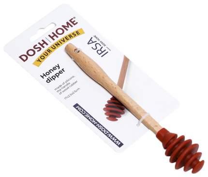Ложка сервировочная Dosh   Home Irsa 101128 Бежевый, коричневый