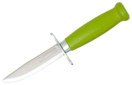 Туристический нож Morakniv Scout 39 Safe зеленый