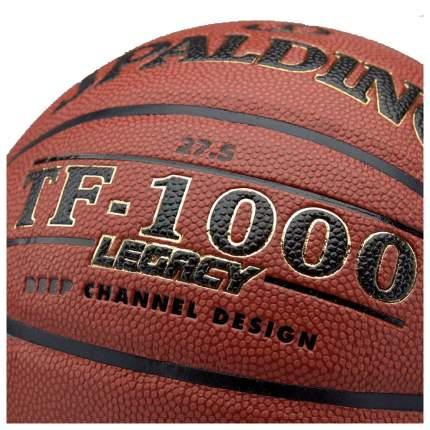 Баскетбольный мяч Spalding TF 1000 Legacy №7 brown
