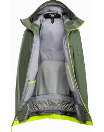 Спортивная куртка женская Arcteryx Sentinel LT, twisted pine, M