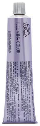 Краска для волос Wella Professionals Illumina Color 8/38 Светлый блонд золотисто-жемчужный