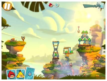 Игра Angry Birds для PC