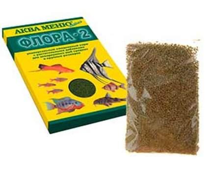 Корм для рыб Aquamenu, гранулы, 30 г, 1 шт