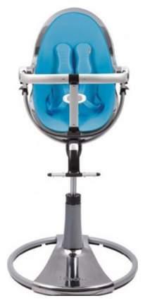 Стульчик для кормления Bloom Fresco Chrome Mercury Mercury, голубой